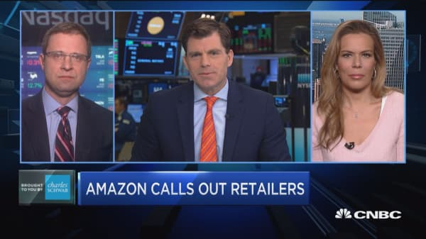 Trading Nation: Here are the big box retailers that could do better than Amazon