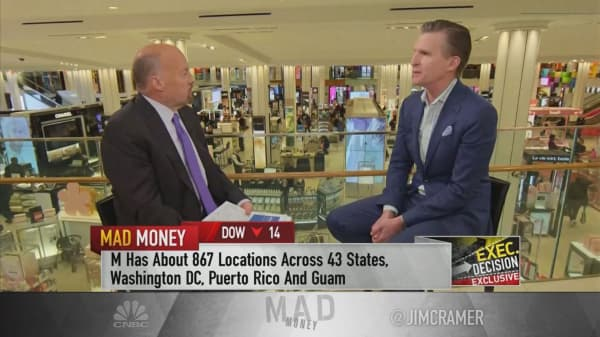 Macy's CEO responds to Jeff Bezos: We put our tax savings back into our employees