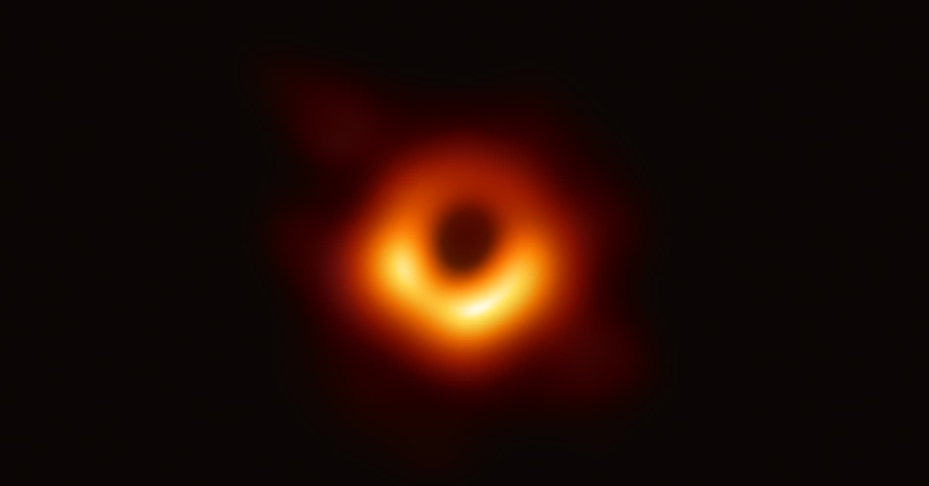 Meet the 29-year-old woman behind the first-ever black hole image