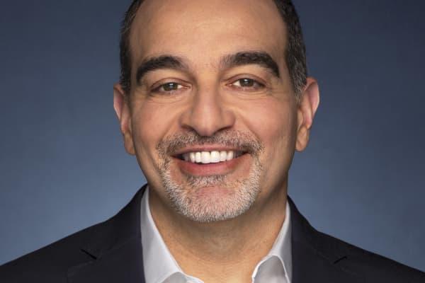 Dan Colarusso Senior Vice President, Business News