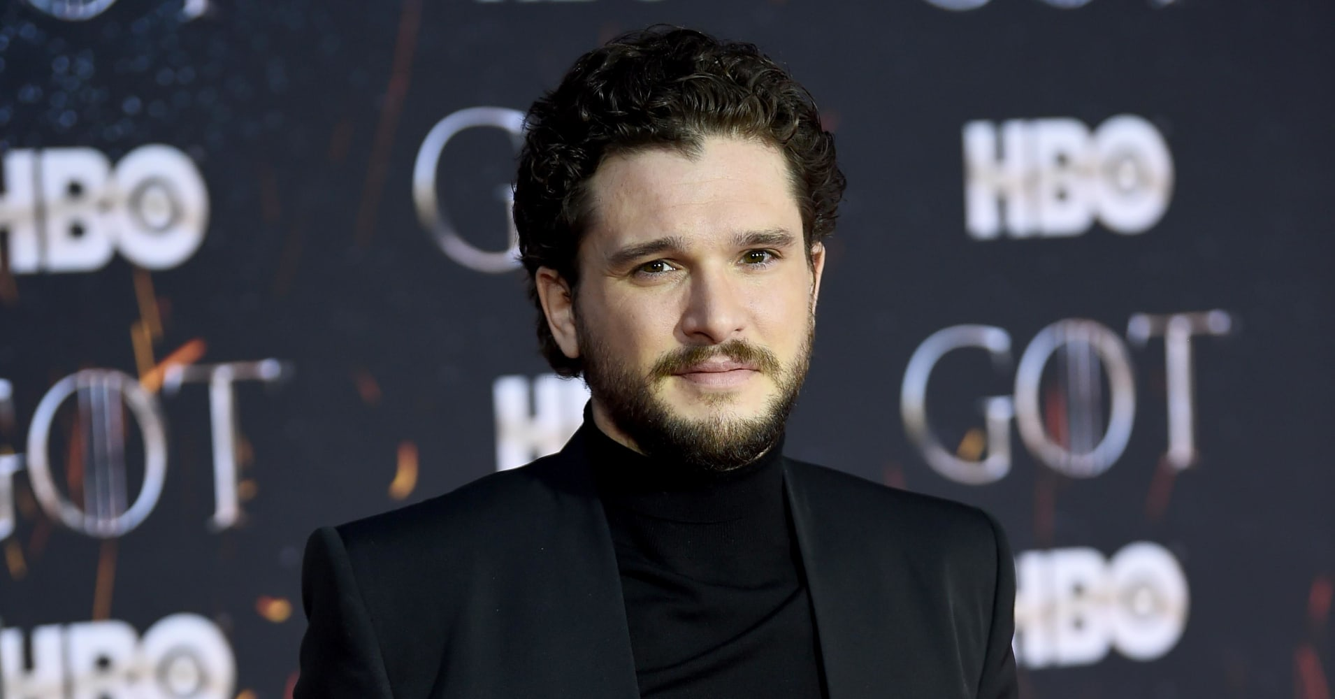 Harington attends 'Game Of Thrones' Season 8 Premiere on April 03, 2019 in New York City.