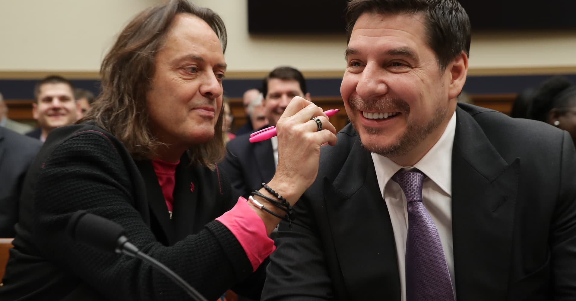 If US wants to be leader in 5G, it should approve Sprint, T-Mobile merger: Analyst