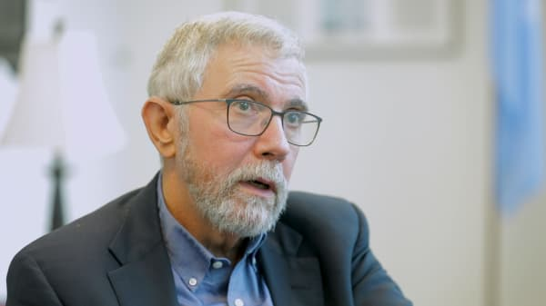 'I'm not a UBI guy': Paul Krugman says money could be better spent on more targeted programs