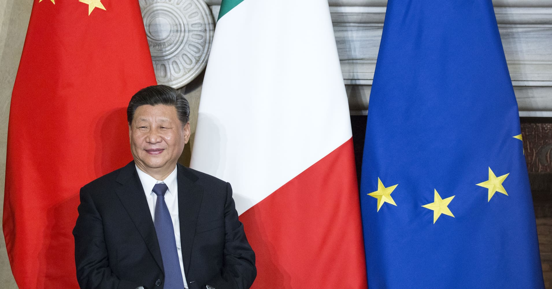 Europe may be playing spoiler to the elusive US-China trade deal