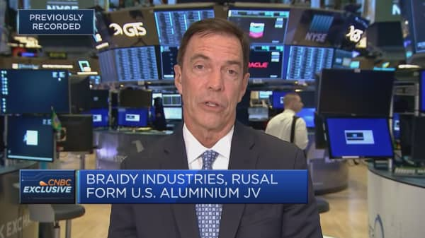 Braidy Industries CEO: Rusal a 'perfect partner' for us