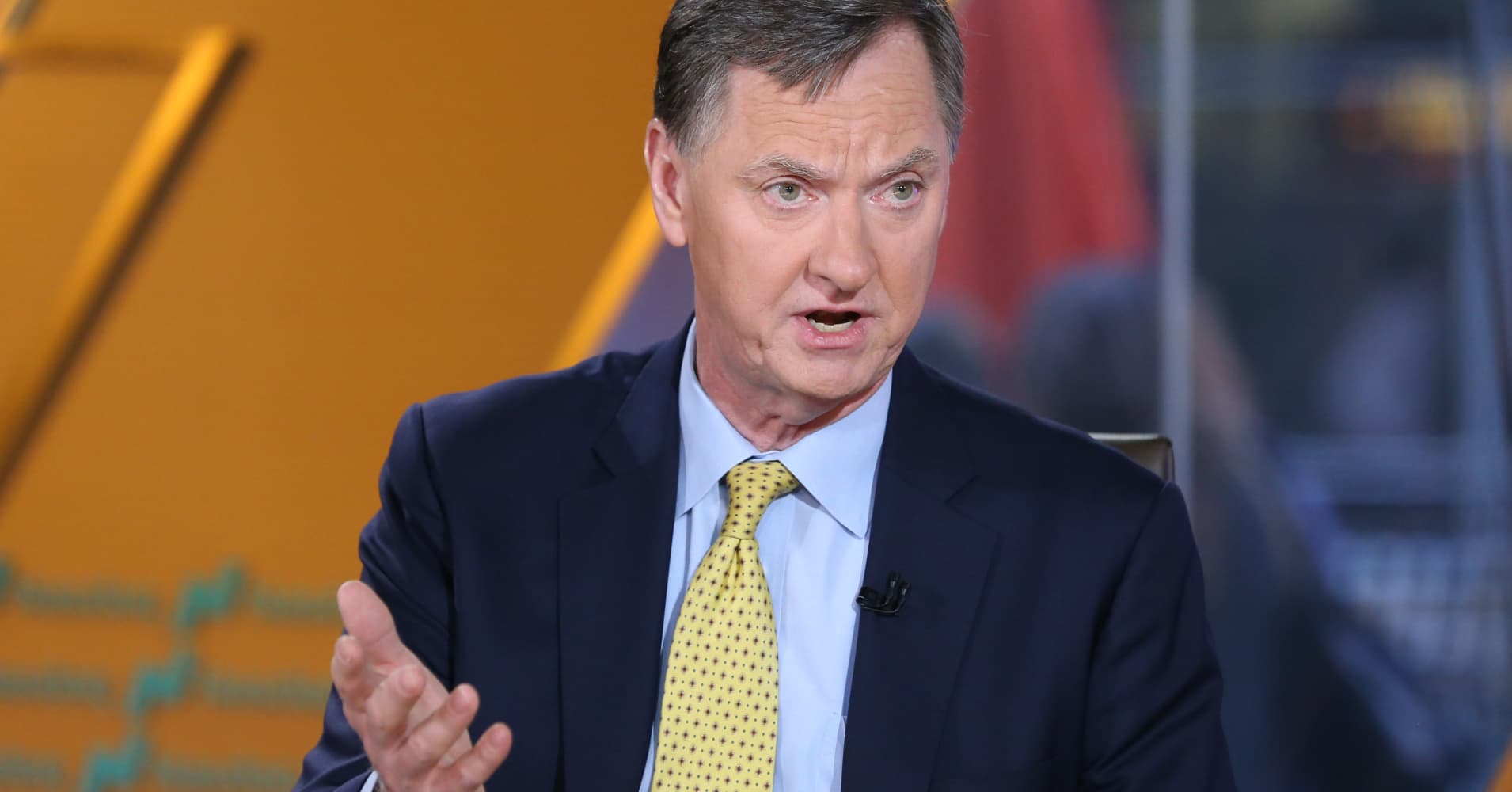 Fed's Charles Evans tells CNBC rates can stay unchanged into fall of 2020
