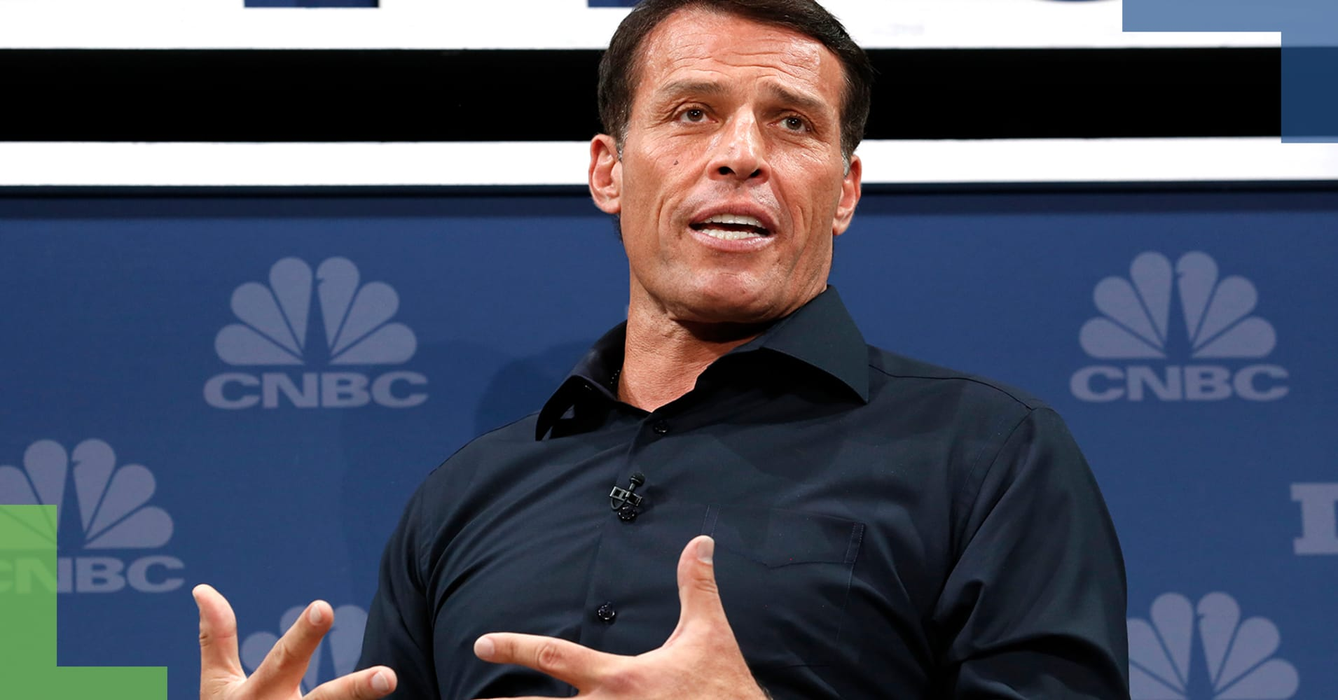 Tony Robbins says these are the 3 biggest reasons investors fail