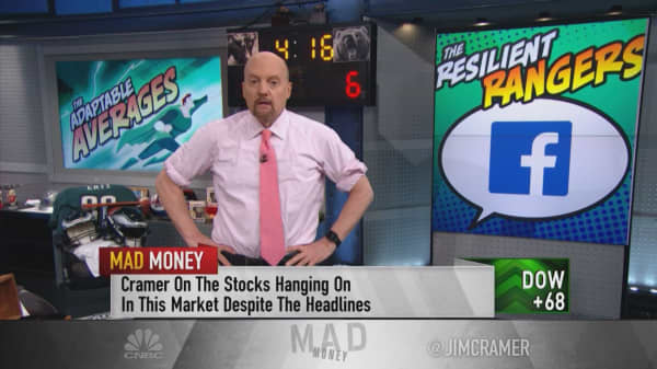 Boeing, Nike, Apple, others illustrate the resiliency of this stock market