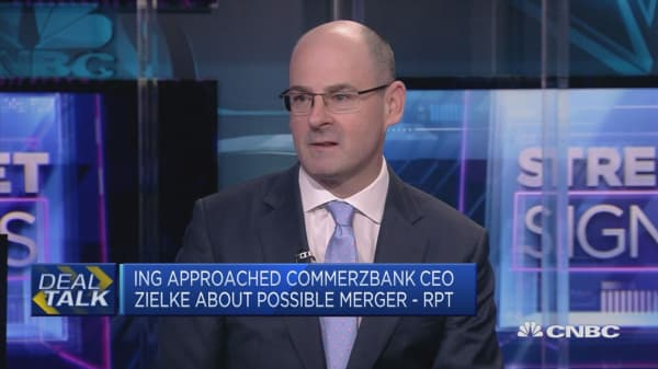 ING would be a great partner for Commerzbank, strategist says