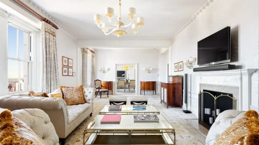 Photos: Pierre hotel apartment most expensive rental listing
