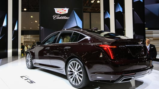 The 2020 Cadillac CT5