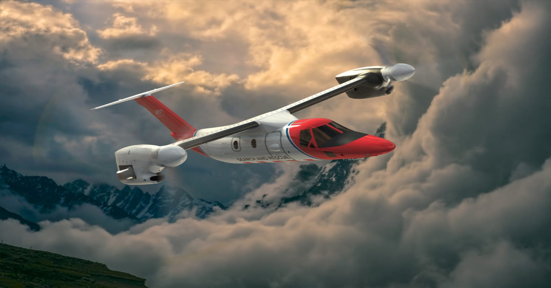 This helicopter-airplane hybrid could take flight for civilians as early as 2020—take a look
