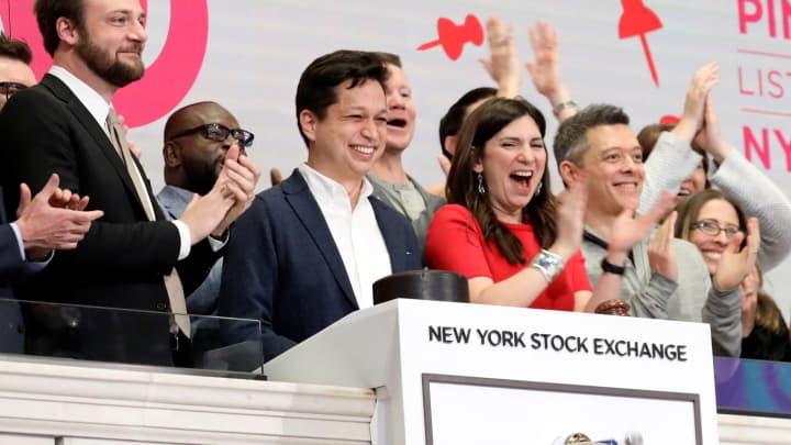 Ipo ben silbermann revenue trading market pinterest