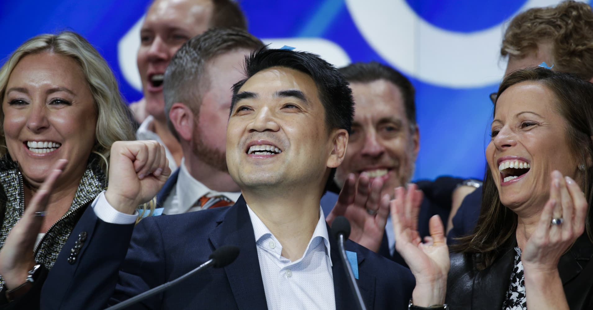 Zoom CEO Eric Yuan worth $3 billion after IPO