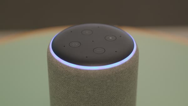 Talking to a therapist through Alexa could make mental health care more accessible