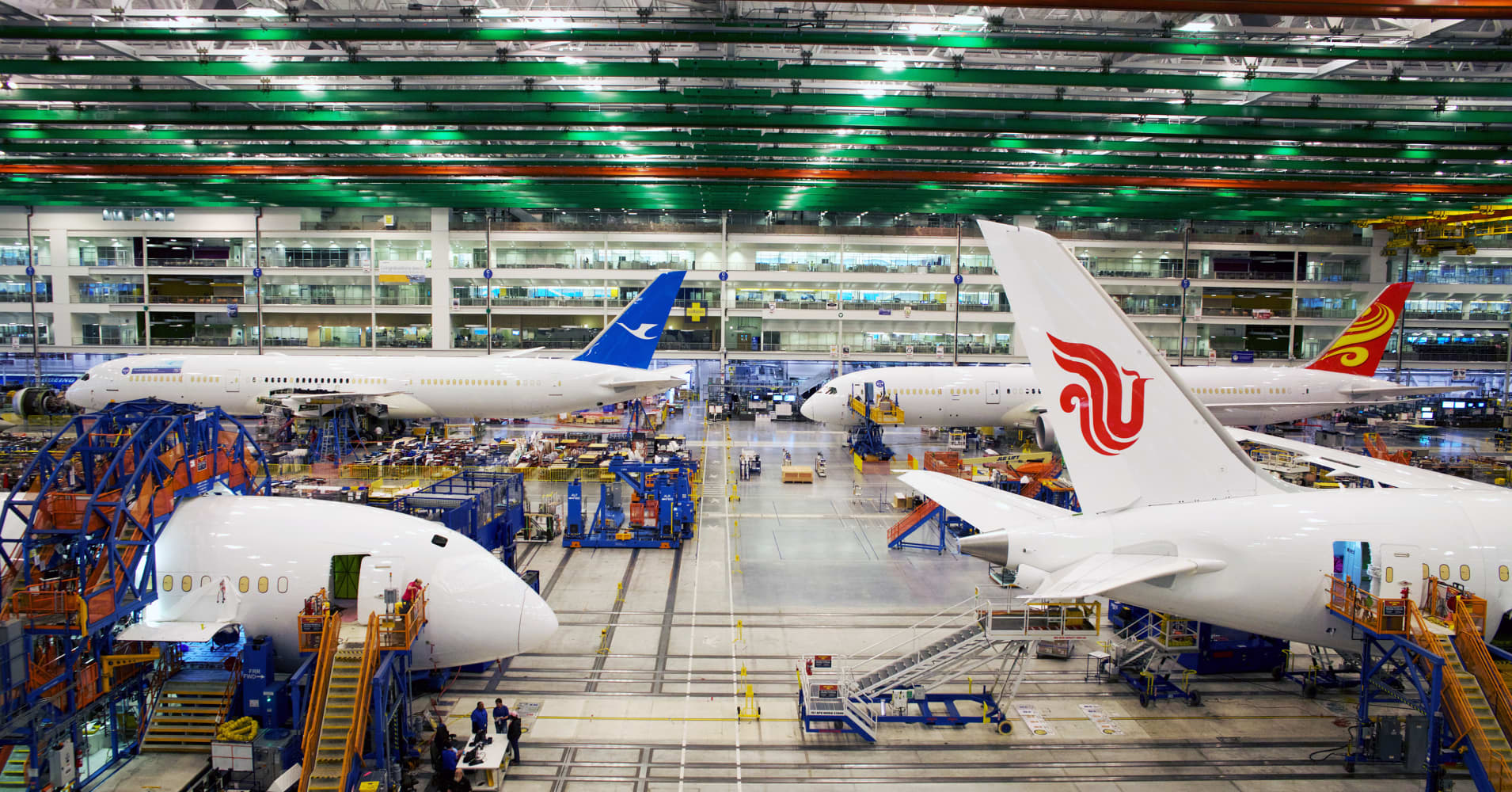 Boeing's Dreamliner jet now facing claims of manufacturing issues: NYT report