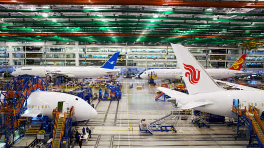 Boeing's Dreamliner jet is now facing claims of manufacturing issues