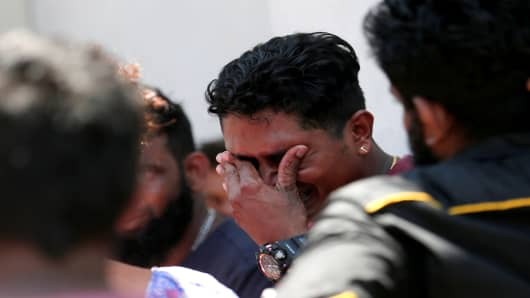US citizens killed in Sri Lanka Easter attacks, secretary of State Pompeo says, blames 'radical terrorists'