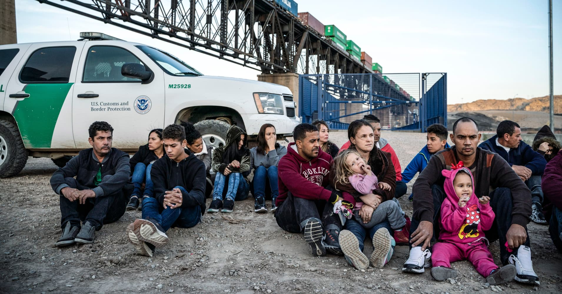 Cartels may not be the primary culprits of Central American human smuggling to US, a new study says