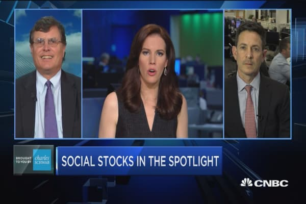 Why this trader says Twitter has more upside potential than Facebook, Snap