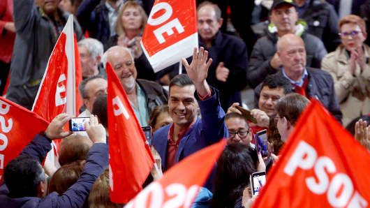 Spain's about to hold a general election: Here's why it matters