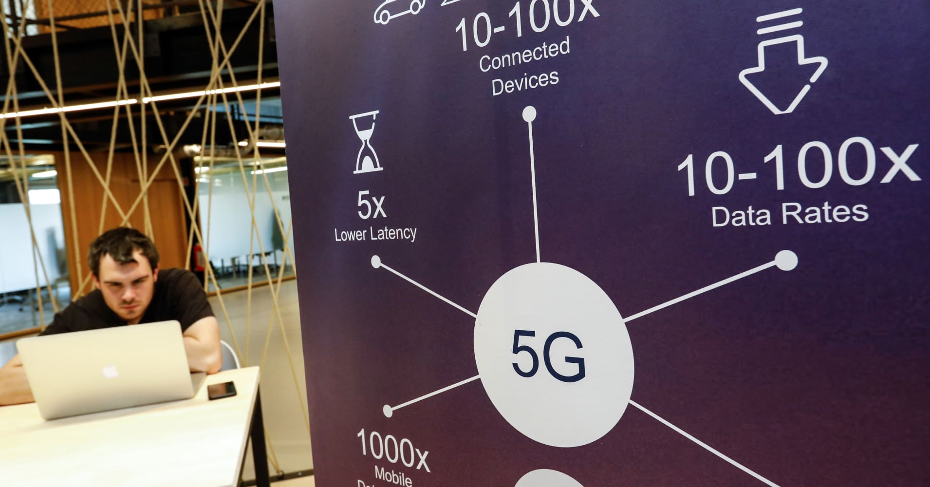 'There's zero chance that 5G is a ubiquitous technology' by 2021