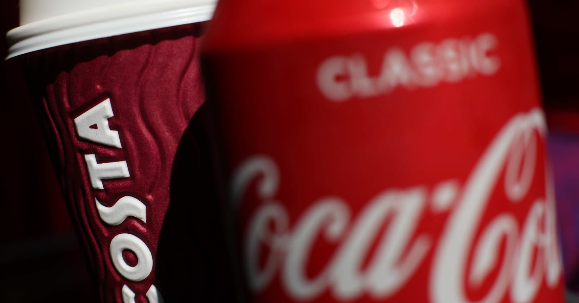 Coca-Cola is making a big push into coffee