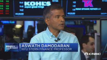 Full interview with Aswath Damodaran