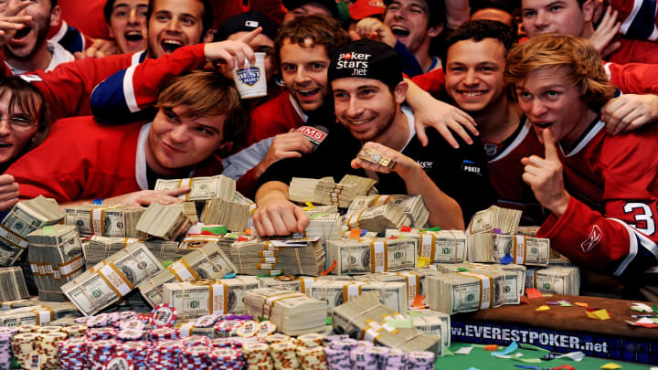 Who really makes money in professional poker