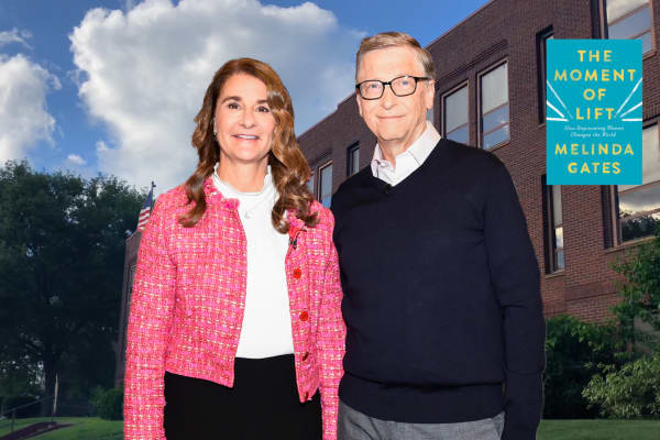 How Bill and Melinda Gates negotiated school drop-offs