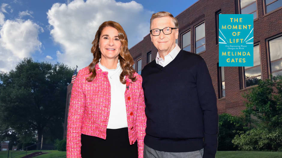 How Melinda Gates negotiated school drop-offs with Bill—and inspired other moms to ask for help