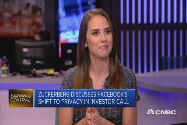 Facebook shares rise as investors shrug off $3 billion legal charge