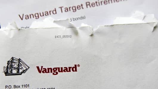 Vanguard funds cryptocurrency