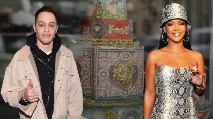 Rihanna and Pete Davidson get their cakes from this small shop in LA—here's why