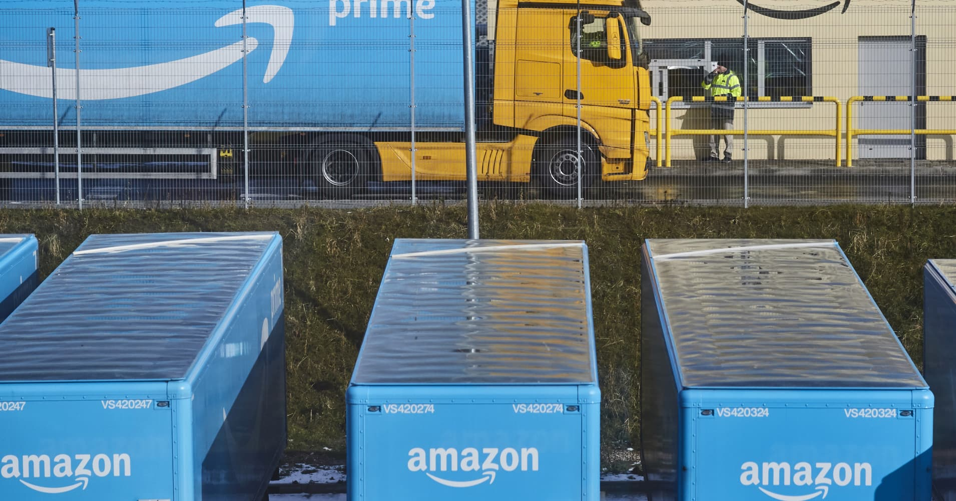 Amazon is making one-day shipping the new standard for Prime members