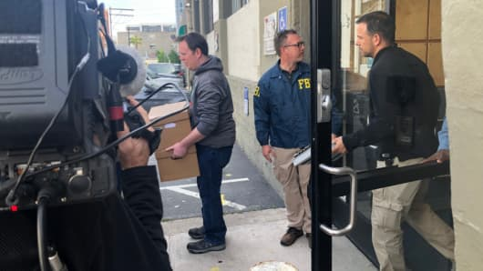 uBiome: What really happened at health start-up raided by FBI