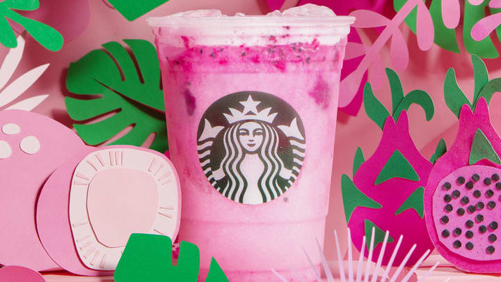 Starbucks rolls out its summer lineup as cold drinks drive sales growth