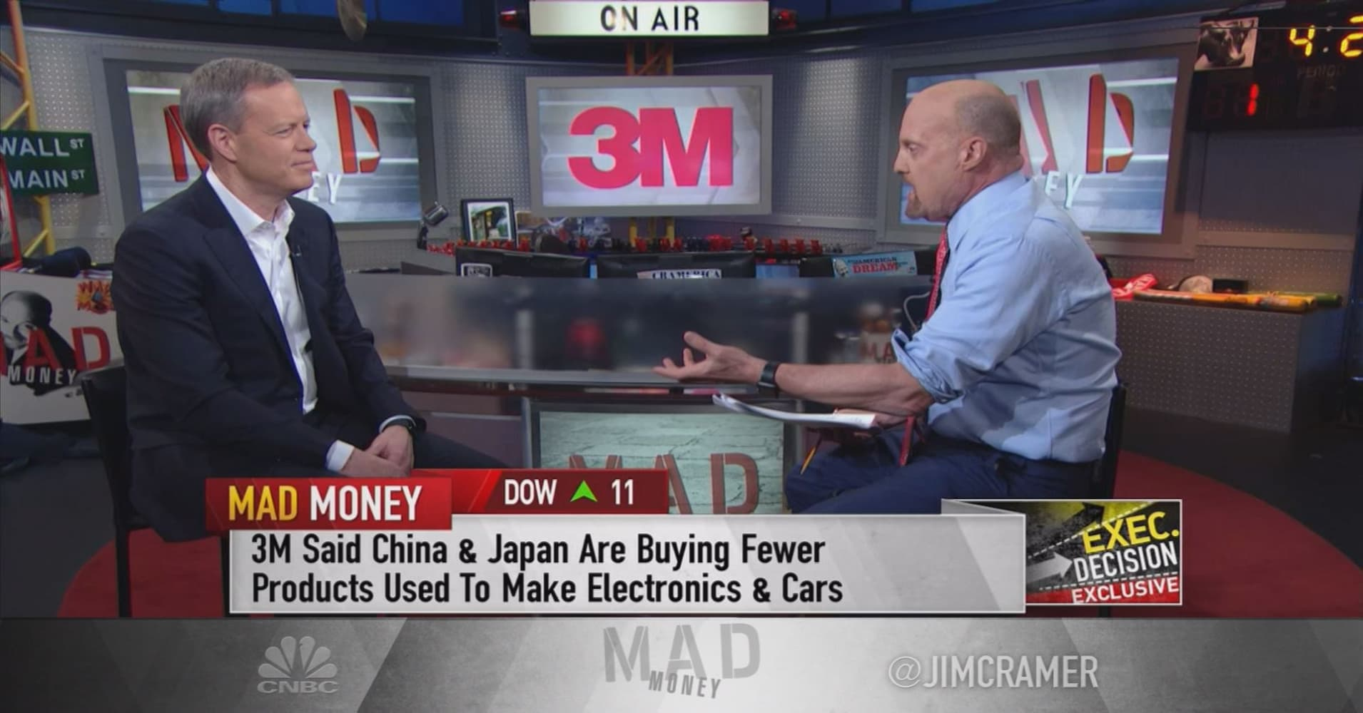 3M CEO on disappointing earnings: We're getting ahead of the curve in China  and weak sectors