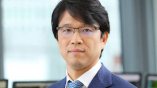 Hiro Mizuno, Executive Managing Director & Chief Investment Officer, Japan Pension Investment Fund