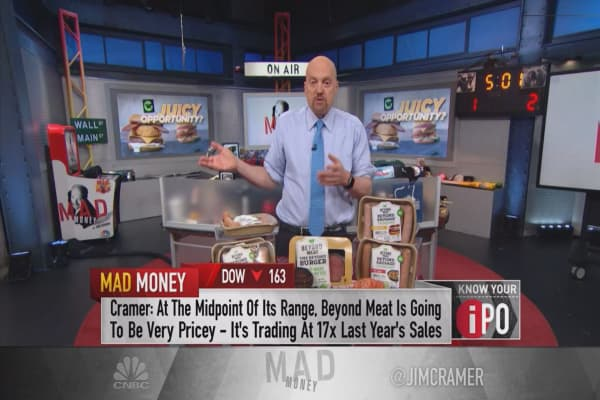 Beyond meat ipo minimum