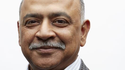 Arvind Krishna, SVP, Cloud and Cognitive Software IBM.