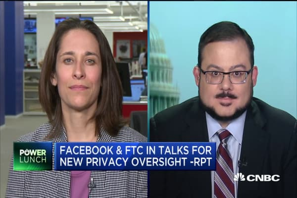 FTC dealing with Facebook could signal vigorous enforcement to come: Pro