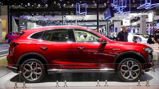 Zotye wants to be the first Chinese automaker to sell in US