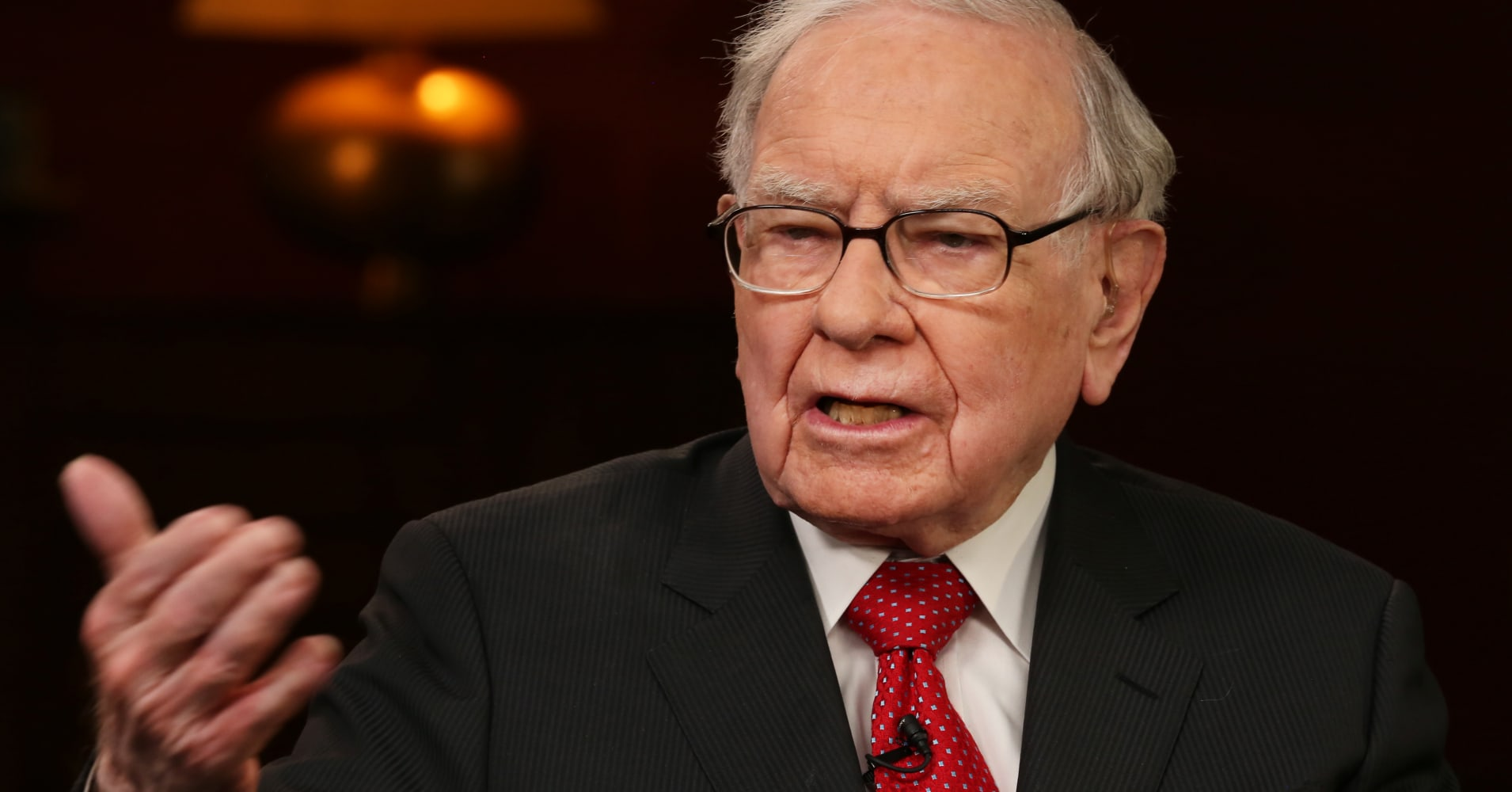 Warren Buffett Rejects Socialism, Calling Capitalism A