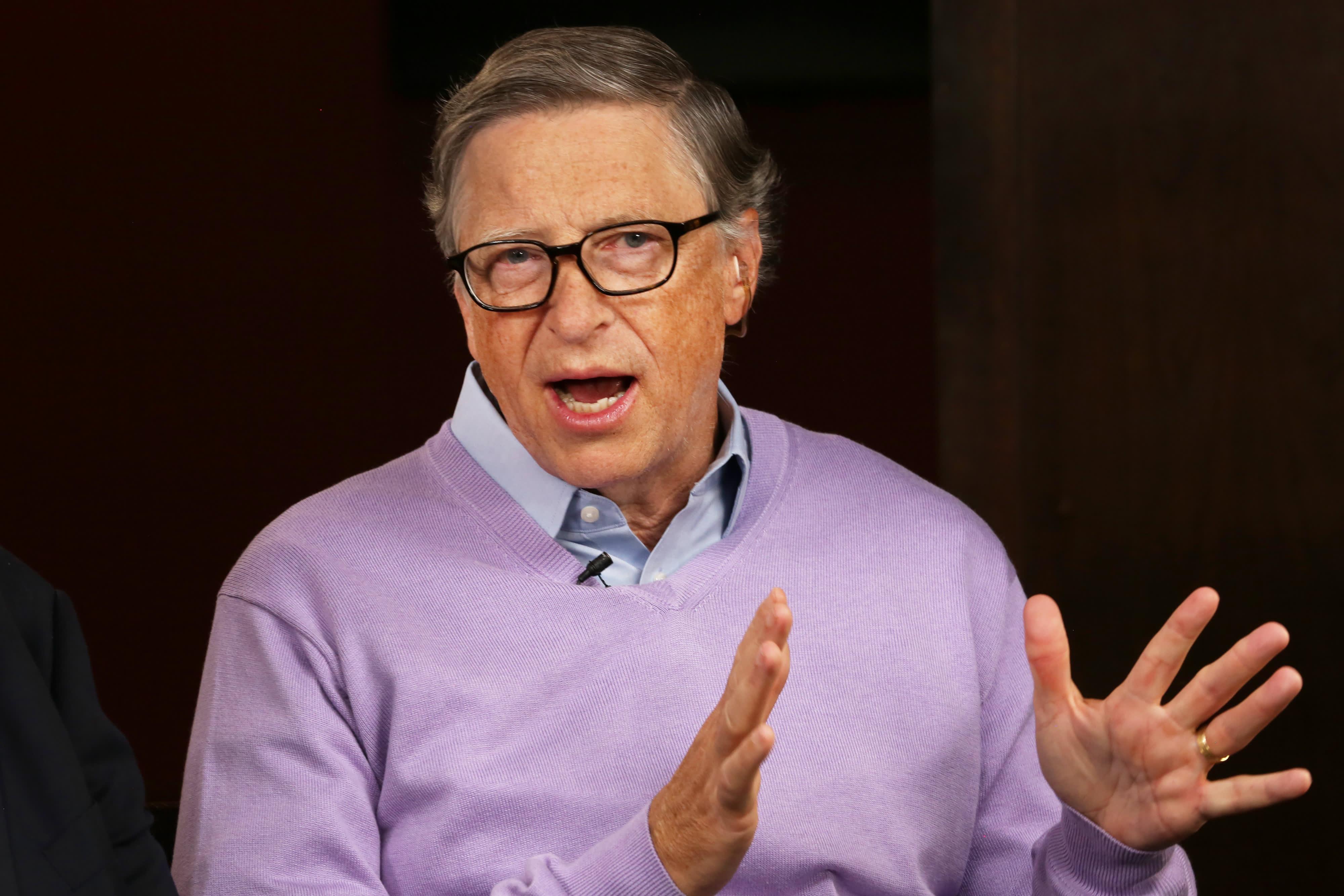 Listen Facebook Engineers Ai Speech Program Clones Bill Gates Voice