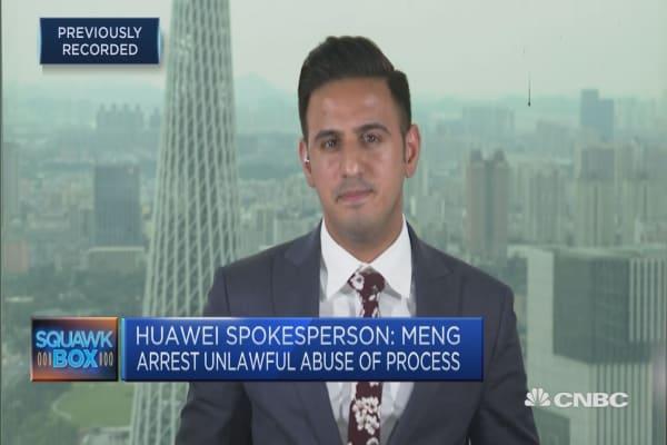 Huawei to seek stay in extradition proceedings for CFO Meng Wanzhou