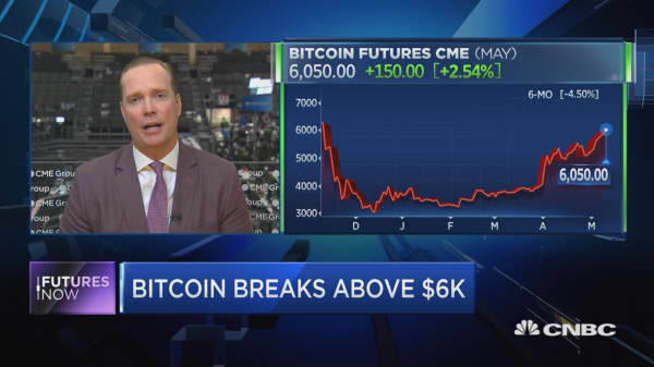 Bitcoin's back above $6K, but one trader says the bounce won't HODL
