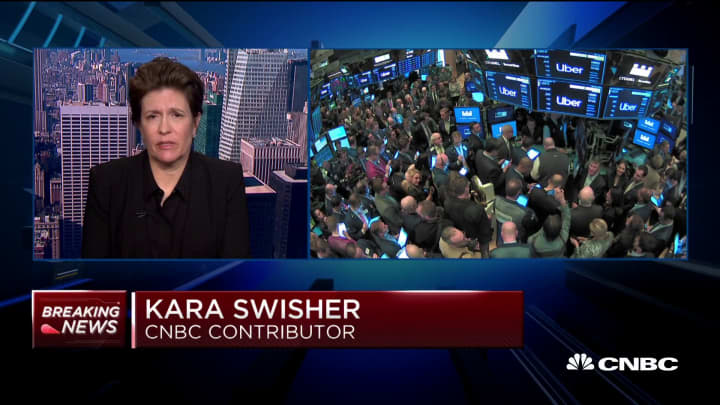 Uber's problem is whether it can be profitable, says Recode's Kara Swisher