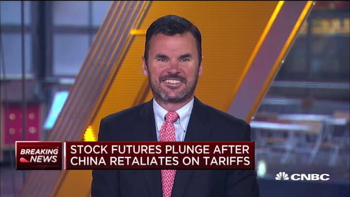 Bespoke's Paul Hickey on markets and US-China trade war