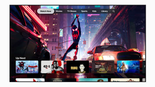 Apple Channels released in update for iPhones, iPads and Apple TV